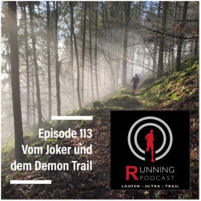 RP113 Vom Joker und dem Demon Trail
