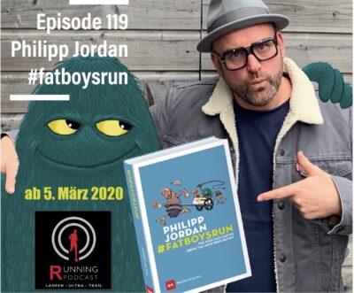 RP119 Crossover Cast mit Philipp Jordan #fatboysrun